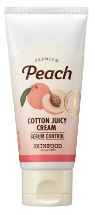 Skinfood Premium Peach Cotton Juicy Cream