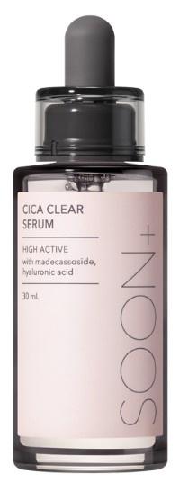 SOONPLUS High Active Cica Clear Serum