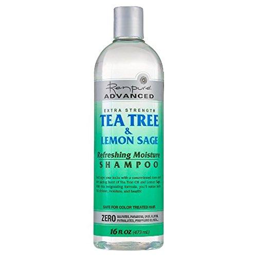RENPURE Tea Tree & Lemon Sage Shampoo