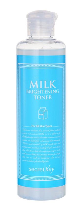 Secret Key Fresh Nature Toner - Milk Brightening