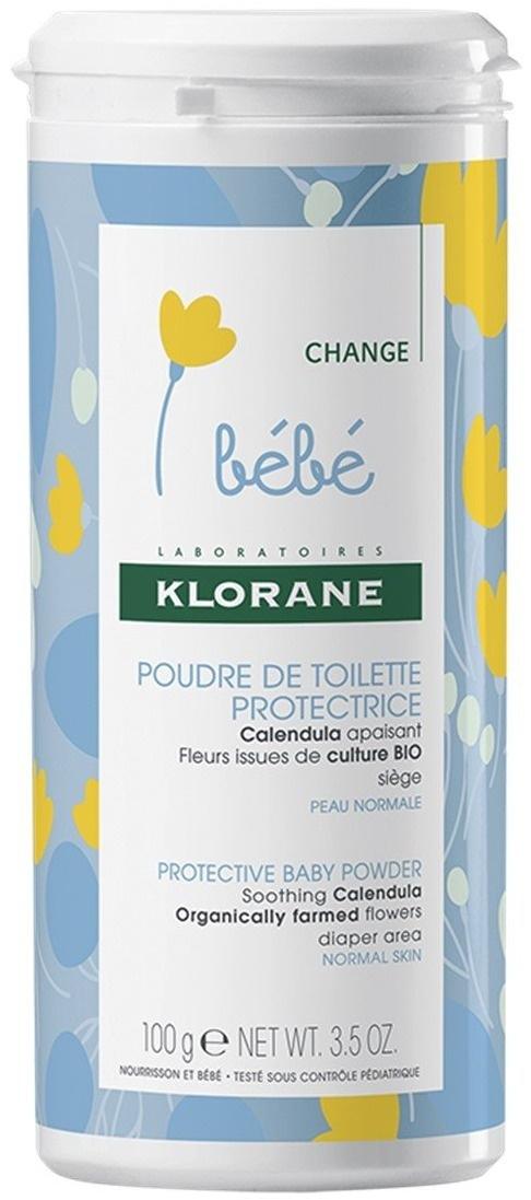 klorane baby Klorane Bebe Protective Baby Powder