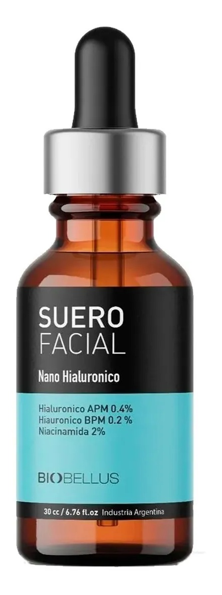 Biobellus Suero Facial Nano Hialurónico
