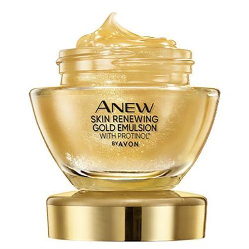 Anew Skin Renewing Gold Emulsion