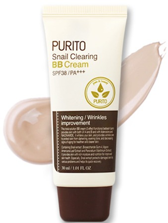 Purito Snail Clearing BB Cream SPF 38