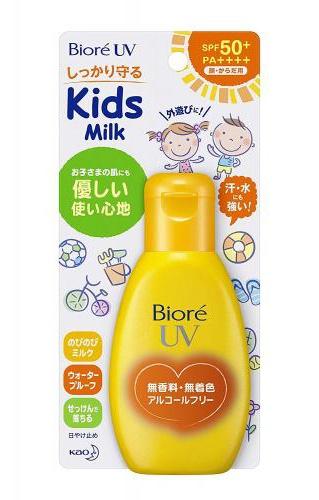 Biore Biore Kids Smooth Uv Milk Spf 50+ Pa++++
