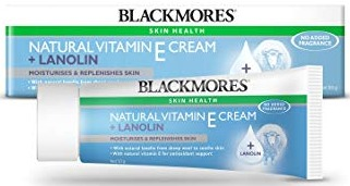 Blackmores Natural Vitamin E Cream + Lanolin