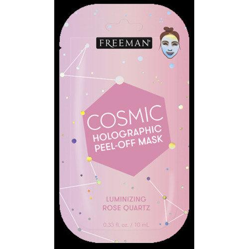 Freeman Cosmic Holographic Peel-Off Mask Rose Quartz