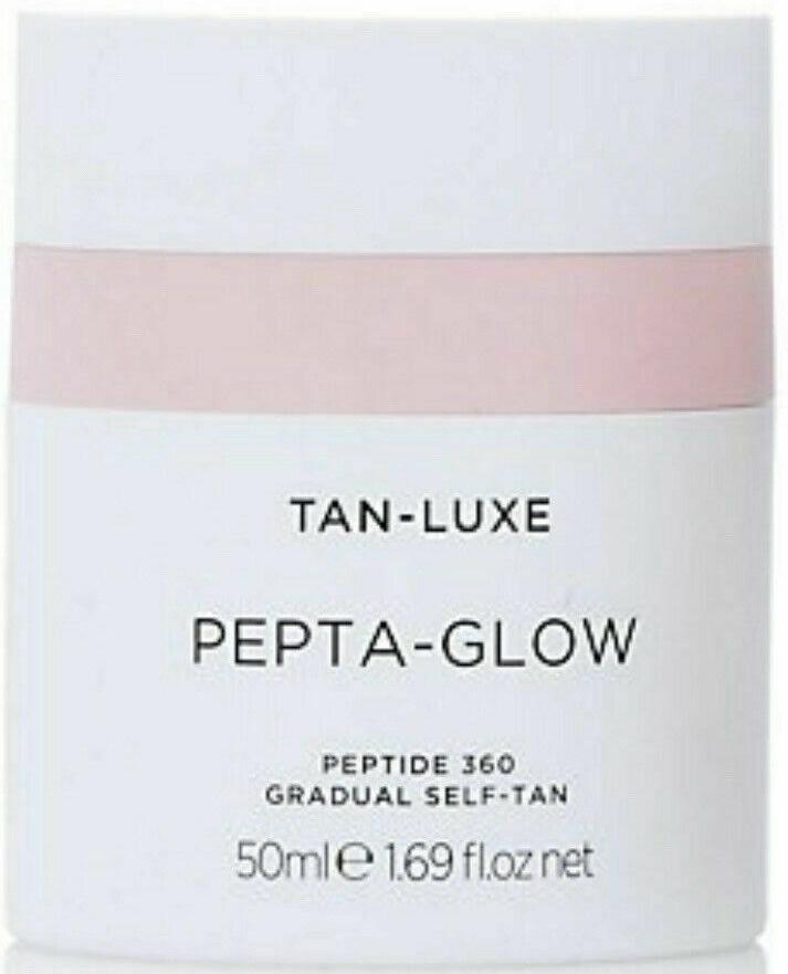Tan-Luxe Pepta-Glow Peptide 360 Gradual Self-Tan