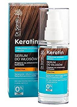 Dr. Santé Keratin, Hair Serum (for dull and brittle hair)