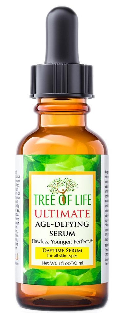 Tree of Life Beauty Ultimate Age Defying Serum - Daytime