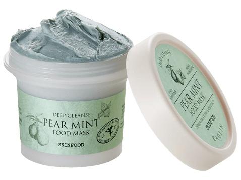 Skinfood Pear Mint Food Mask