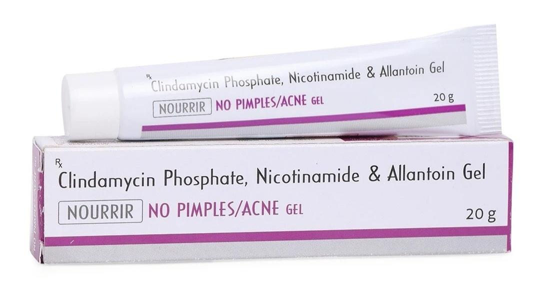 Nourrir No Pimple/Acne Gel