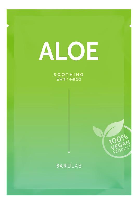 Barulab The Clean Vegan Aloe Mask