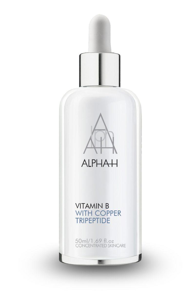 Alpha-H Vitamin B With Copper Tripeptide Serum