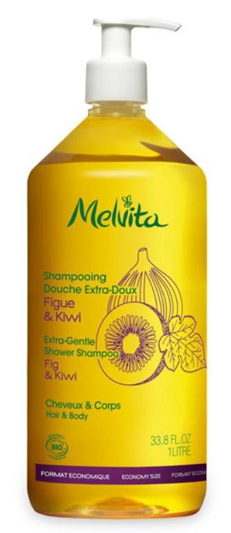 MELVITA Organic Shower Shampoo