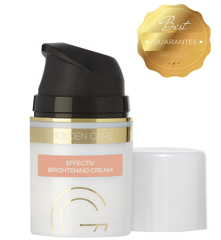 Golden Rose Golden Care Effective Brightening Cream