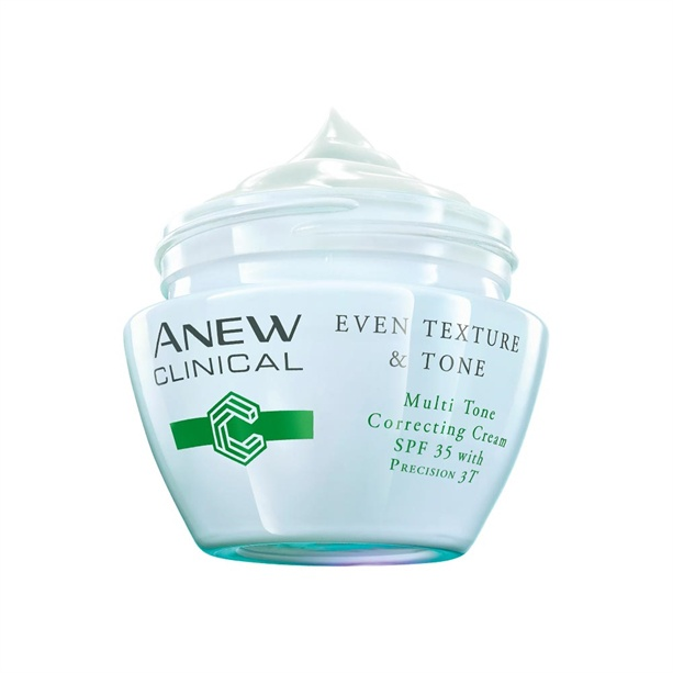 Avon Anew Clinical Anew Clinical Even Texture & Tone Cream Spf35