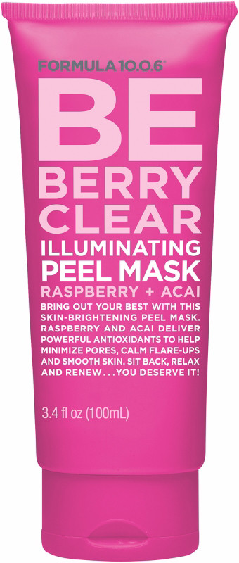 Formula 10.0.6 Be Berry Clear Illuminating Peel Mask
