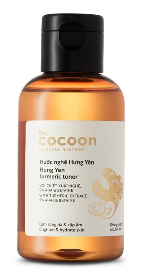 Cocoon Tumeric Toner