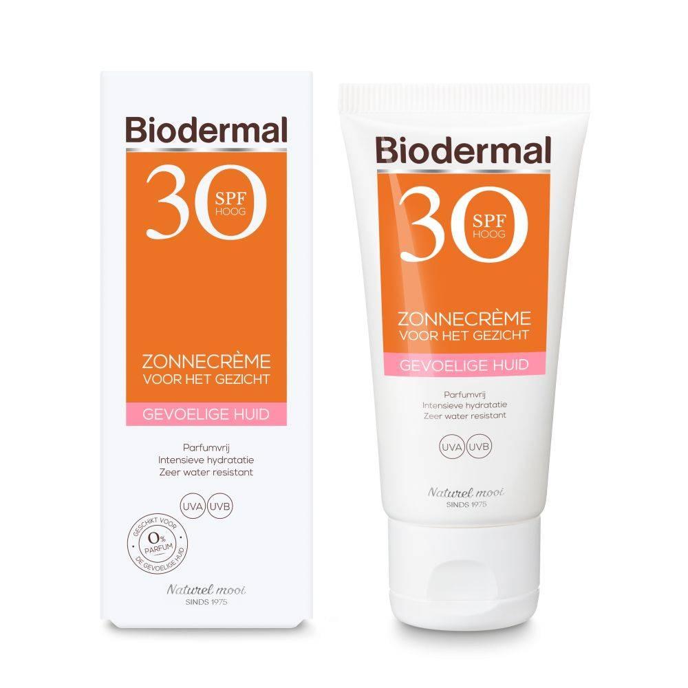 Biodermal Biodermal Sensitive Spf 30