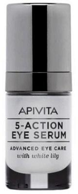 Apivita 5-Action Eye Serum