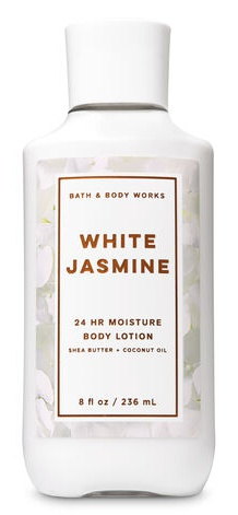 Bath & Body Works White Jasmine Body Lotion