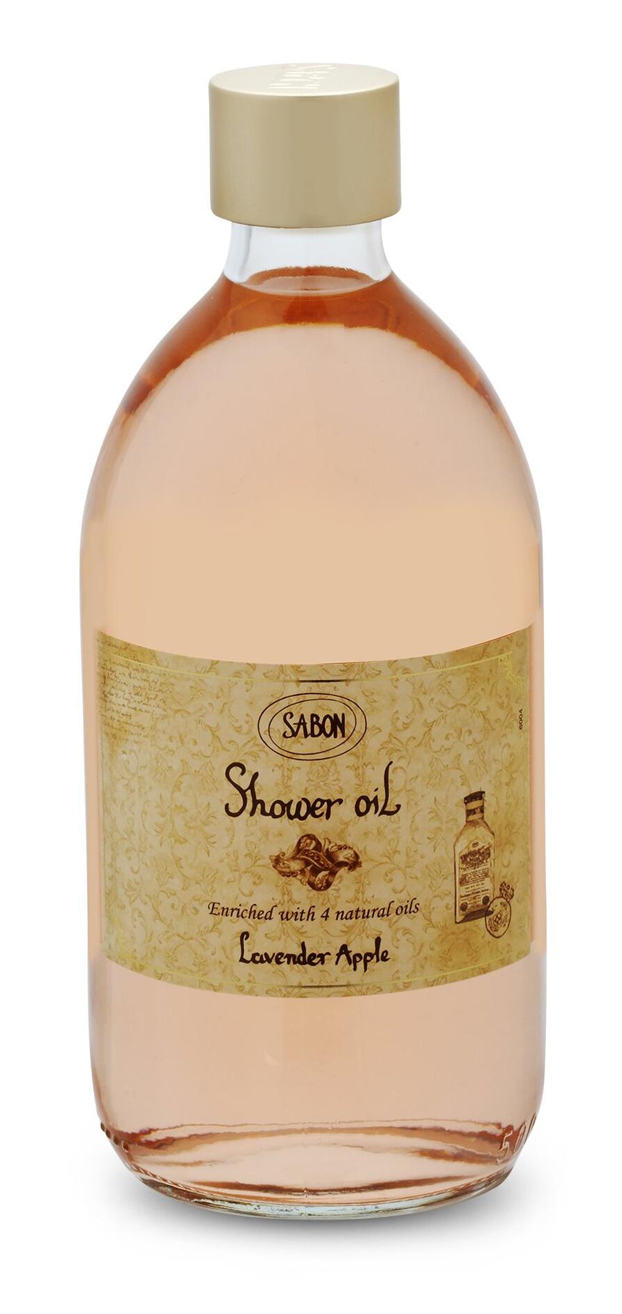 Sabon Shower Oil- Lavender Apple