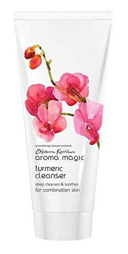 Aroma magic Turmeric Cleanser Deep Cleanses & Soothes For Combination Skin