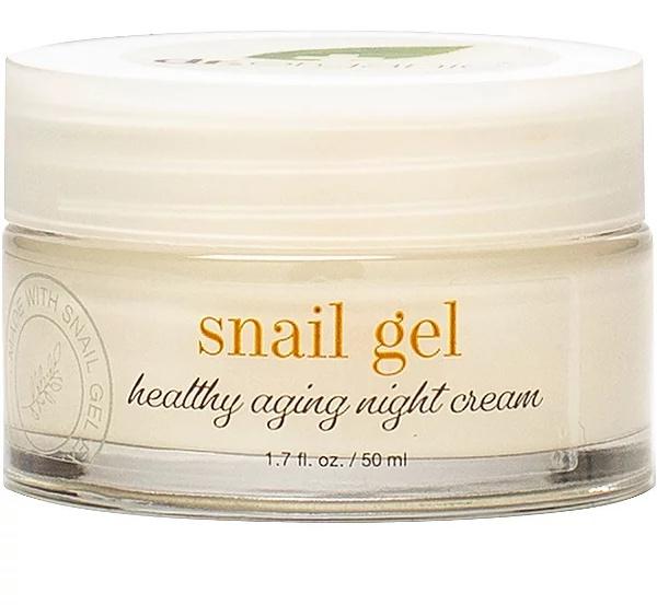 Dr Organic Snail Gel Healthy Aging Night Cream