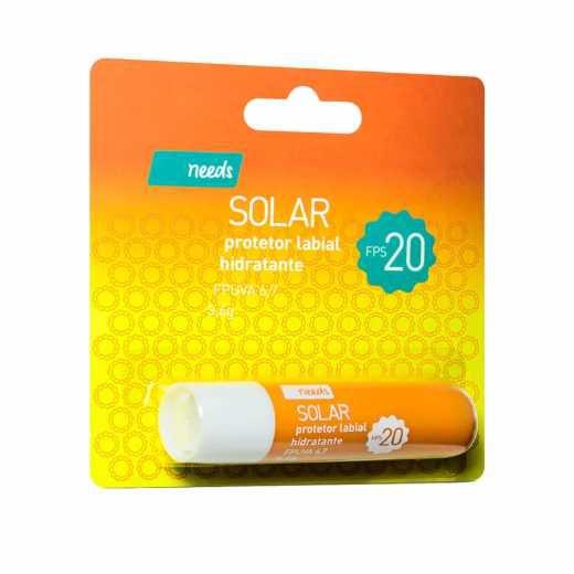 needs Solar Protetor Labial Needs Hidratante Fps20