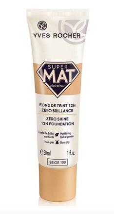 Yves Rocher Zero Shine Super Mat Foundation