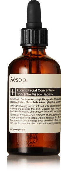 Aesop Lucent Facial Concentrate