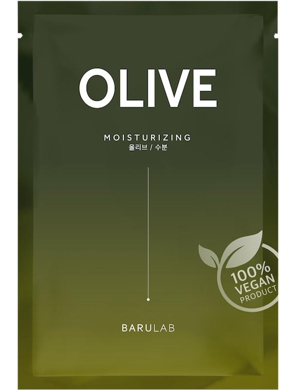 Barulab The Clean Vegan Olive Mask