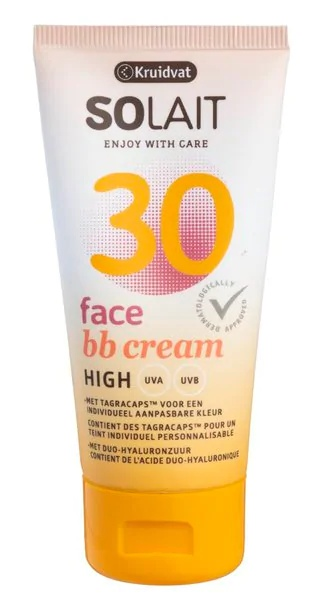 Kruidvat Solait Face Bb Cream Spf 30
