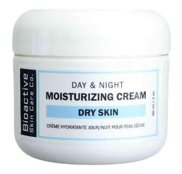 Bioactive Skin Care Co. Face Cream For Dry & Dehydrated Skin