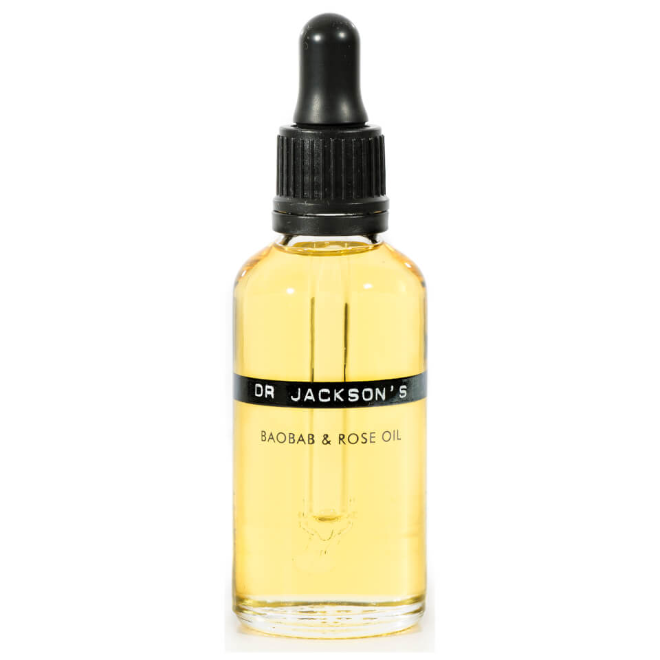 Dr. Jackson's Baobab And Rose Oil
