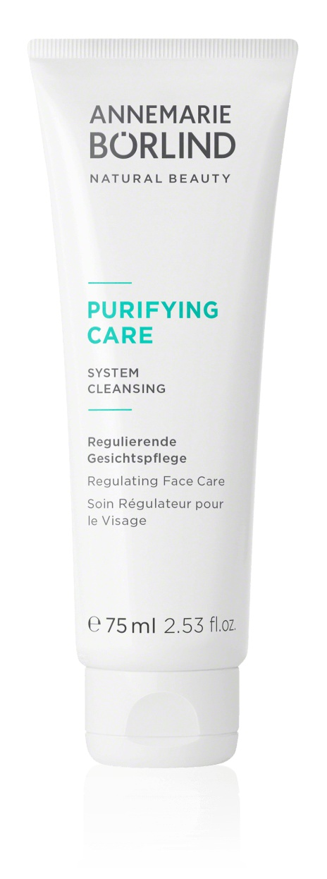 Annemarie Börlind Purifying Care System Cleansing