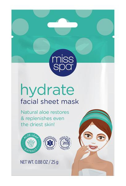 MIss Spa Hydrate Sheet Mask