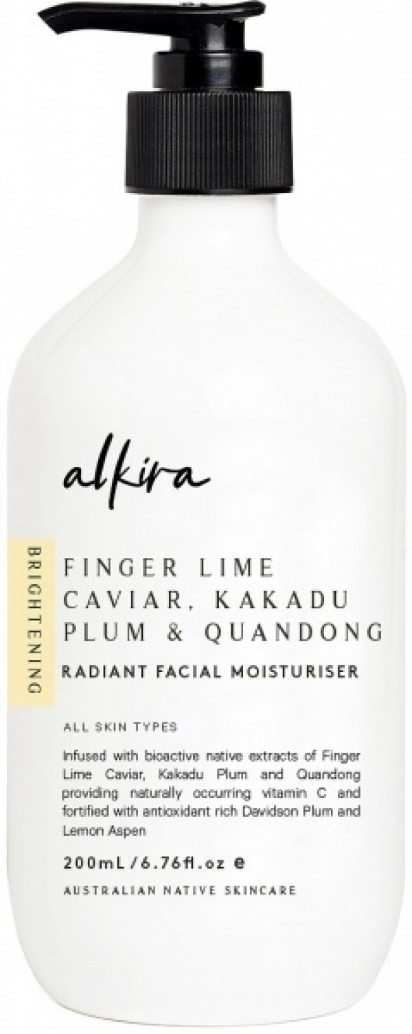 Alkira Radiant Facial Moisturiser