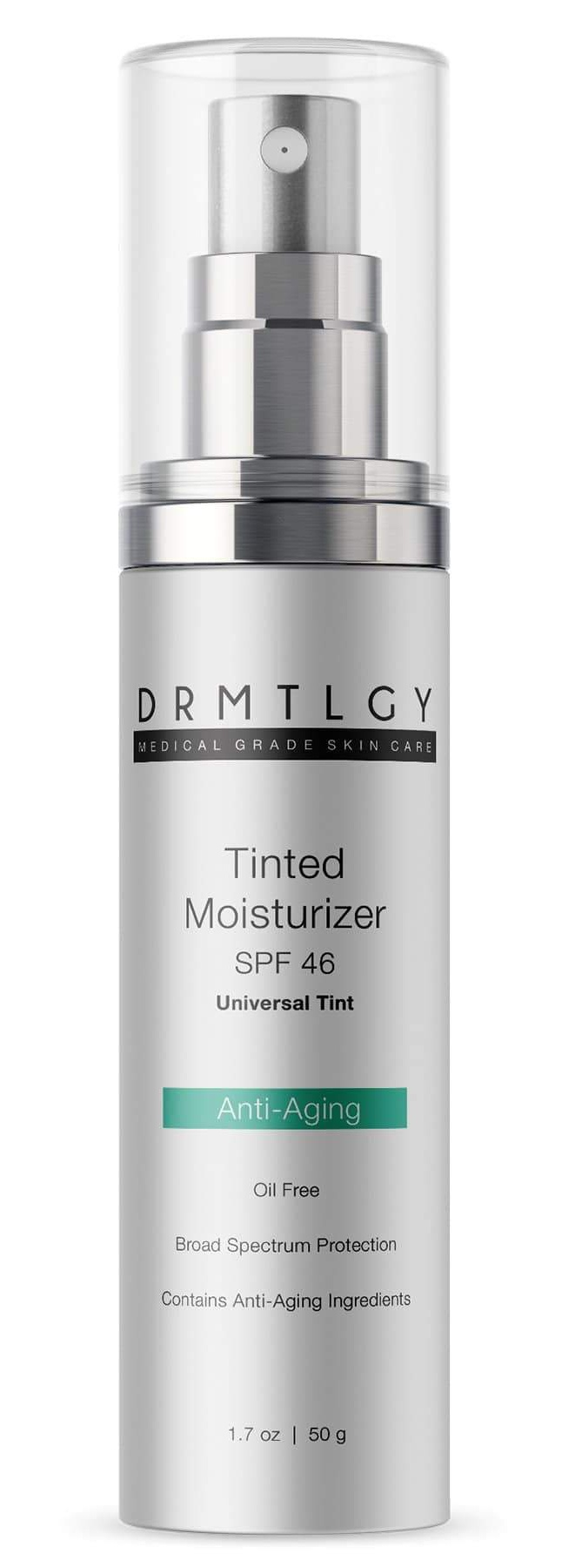 DRMTLGY Universal Tinted Moisturizer Spf 46