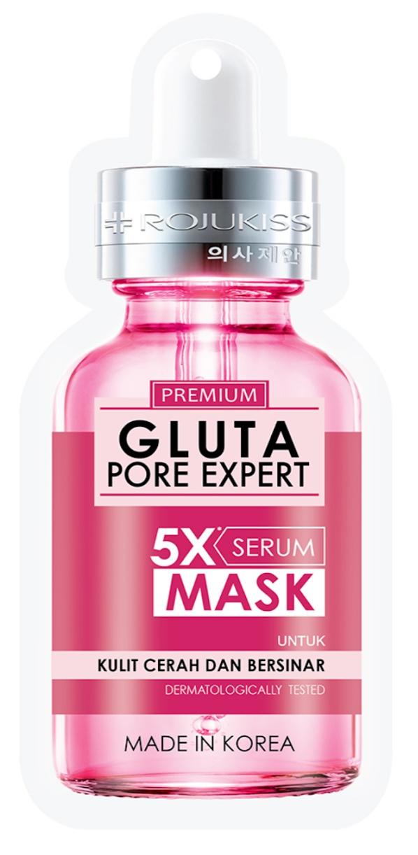 Rojukiss Gluta Pore Expert 5X Serum Mask