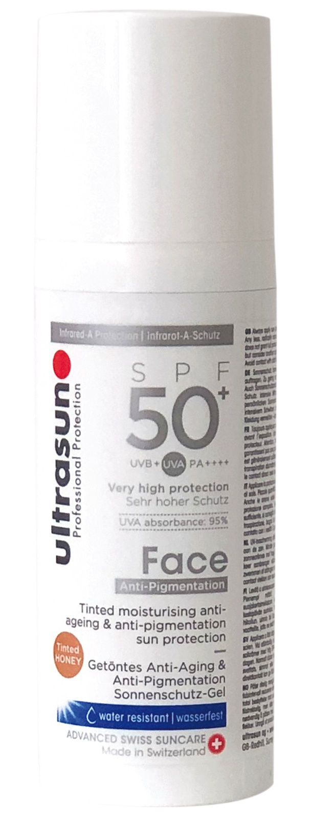 Ultrasun Face Tinted Anti-Pigmentation SPF50
