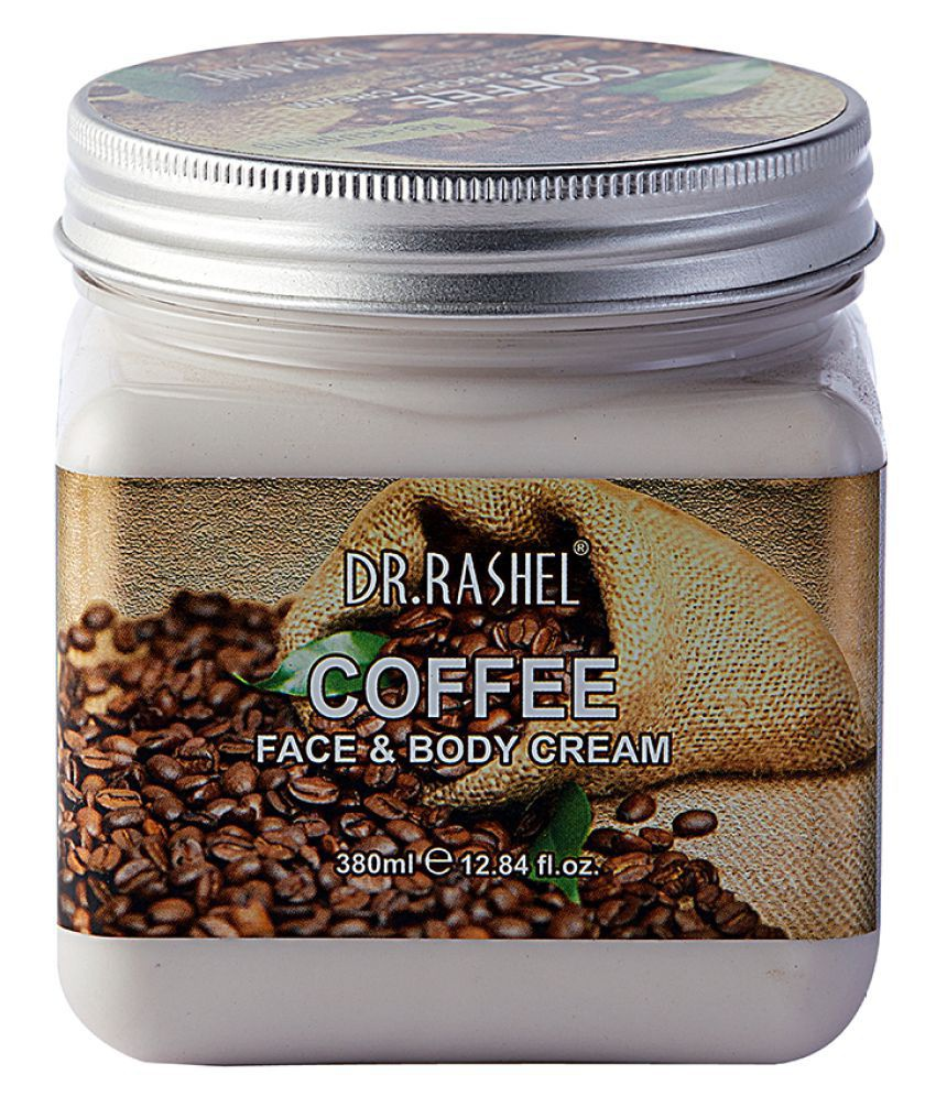 Dr.Rashel Coffee Cream For Face And Body