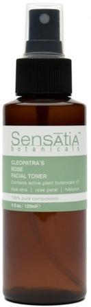 sensatia botanicals Cleopatra's Rose Facial Toner