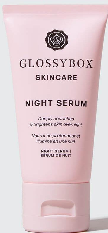 Glossybox Night Serum