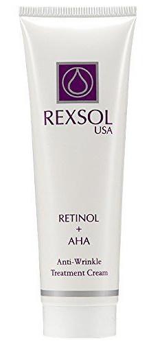 Rexsol Retinol+Aha Anti-Wrinkle Treatment Cream