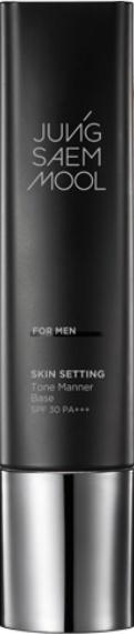 Jung Saem Mool Skin Setting Tone Manner Base (men) SPF30 Pa+++
