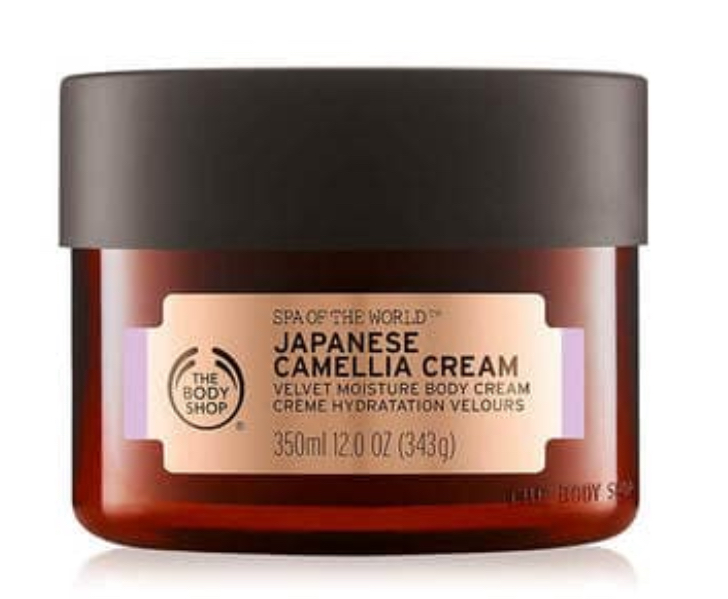 The Body Shop Spa Of The World™ Japanese Camellia Cream