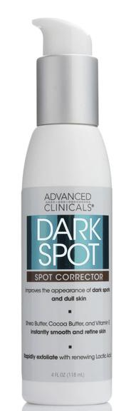 Advanced Clinicals Dark Spot, Spot Corrector