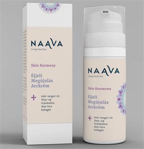 NAAVA Skin Harmony Night Renewal Moisturiser
